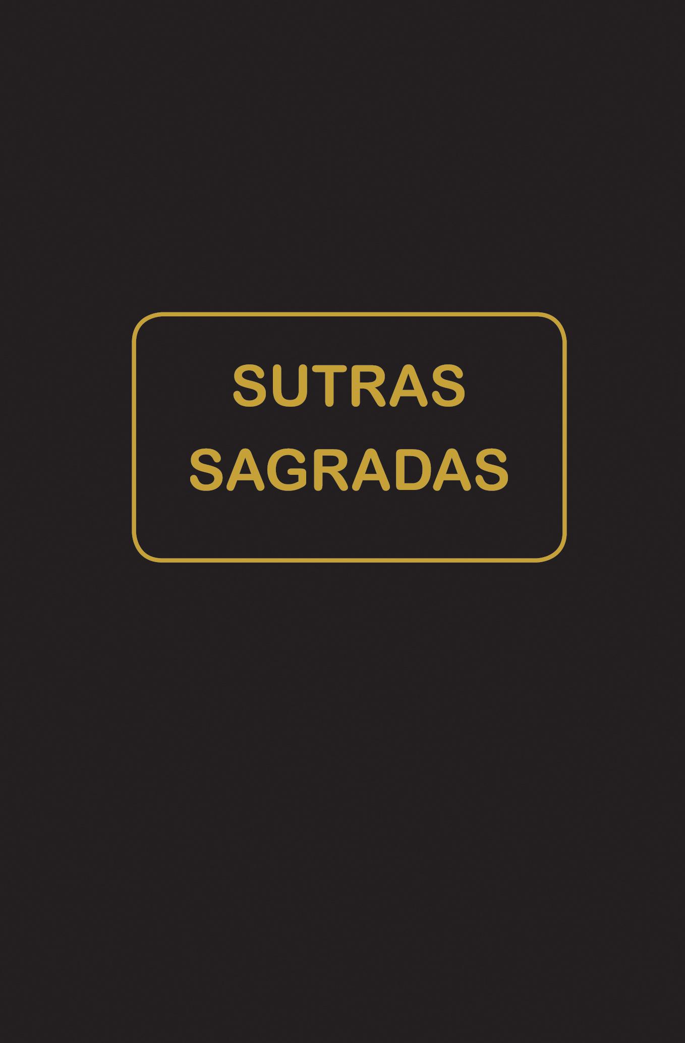 Sutras Sagradas
