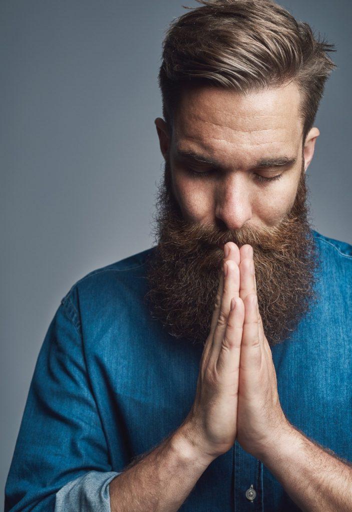homem religioso