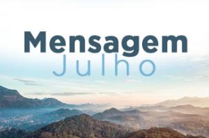 Mensagem dos Presidentes da Seicho-No-Ie para o mês de julho e agosto