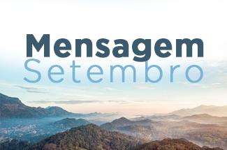 Mensagem dos Presidentes da Seicho-No-Ie para o mês de Setembro