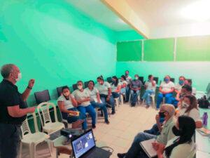 Ceimar recebe palestra sobre o futuro da Escola no Brasil
