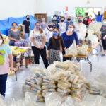 Doações de Cesta Básica - Regional SP1