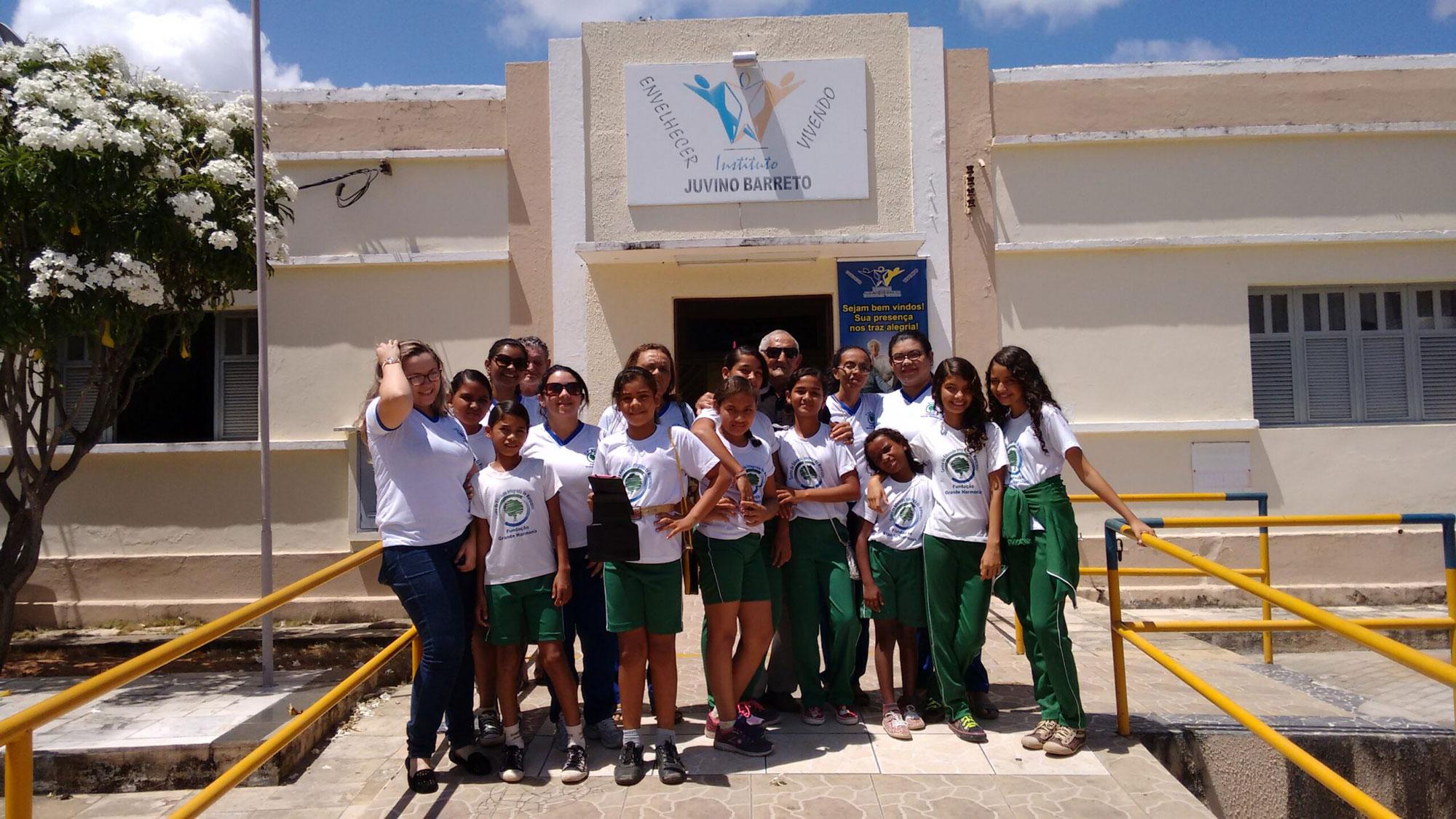CEIMAR Centro de Educação Integrada de Maracajaú